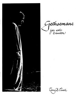 Gethsemane for Solo Bassoon